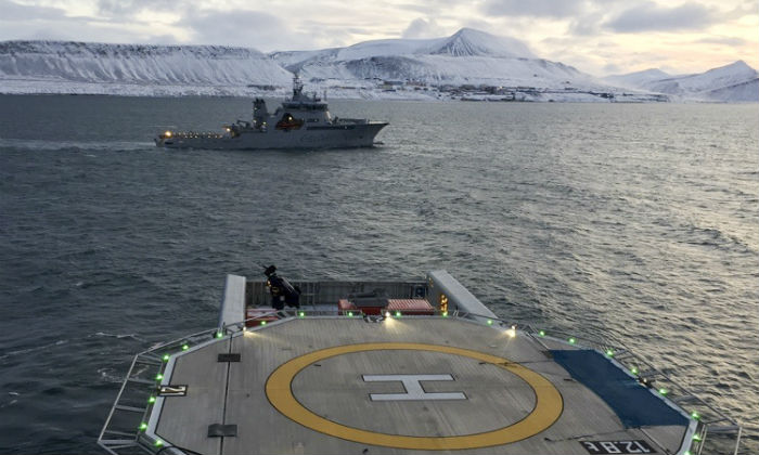 Arctic Politics and Russia's Ambitions