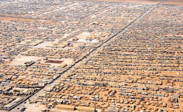 Za'atri_Refugee_Camp