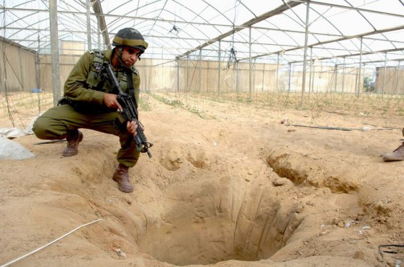 It is true that the Hamas tunnels and rockets have created a clear need, and right, for Israel to defend itself. Photo: Flickr/Israel Defence Forces