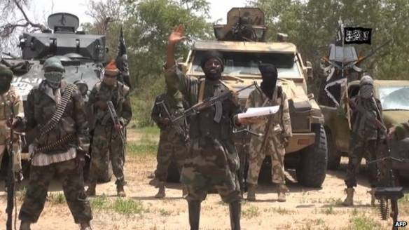 Boko Haram. Photo:  Africa - News and Analysis