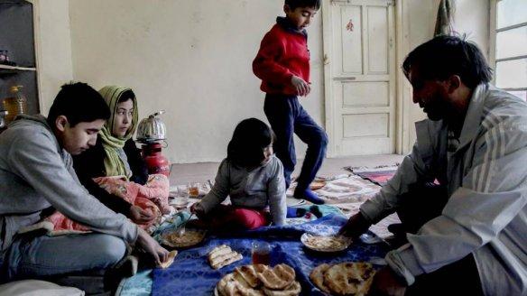 In 2014 Norwegian authorities started forced returning of Afghan families. l Afghanistan med tvang. Familien Hashemi blei sendt ut av Noreg og til Kabul i fjor haust. Photo: Sune E. Rasmussen