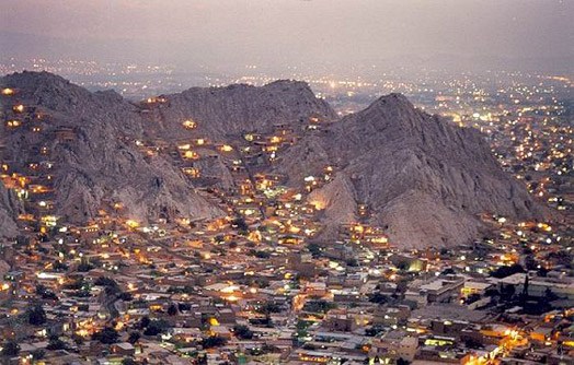 Quetta in Pakistan. Photo: Ecology Today