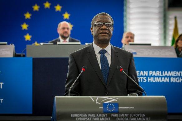 Remise_du_prix_Sakharov_2014_à_Denis_Mukwege_Strasbourg_26_novembre_2014_03