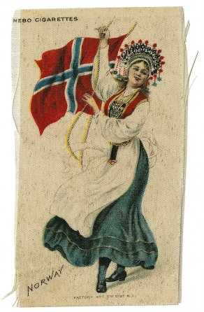 Original in Einar Økland's private collection, digital reproduction by Bergen Public Library