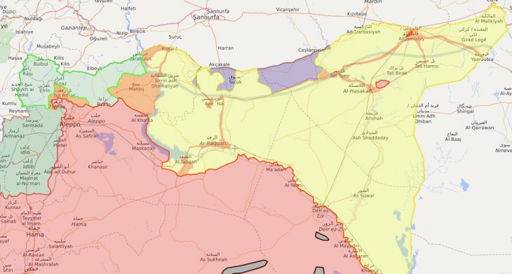 A New Phase in the Syria Conflict and New Security ...